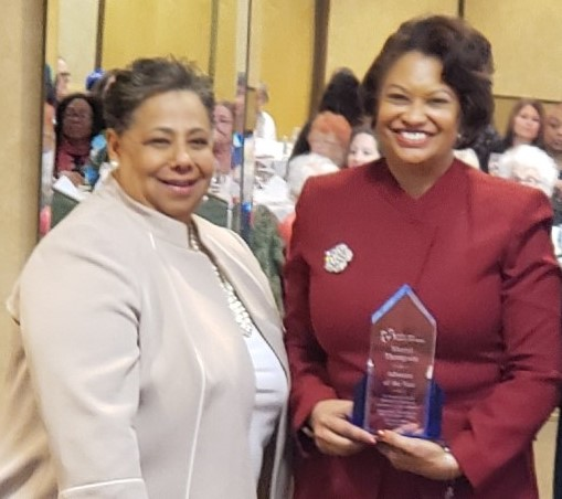 Mission Flint's Sheryl Thompson honored as Advocate of the Year for support of senior community