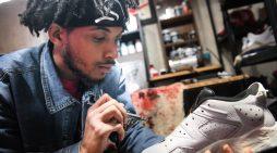 Sole man: Determination helps shoe repair specialist fill niche in Flint