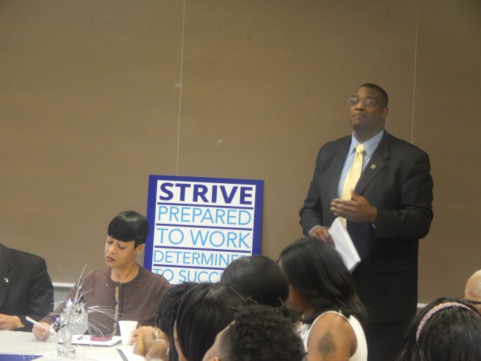 STRIVE helps at-risk individuals transform their lives