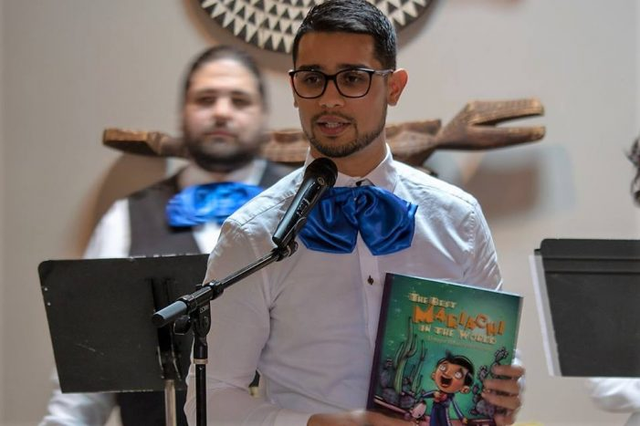 Books help build bonds at Hispanic cultural celebration