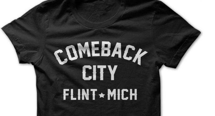 Midwest Lint t-shirt company works to change Flint's narrative to comeback city