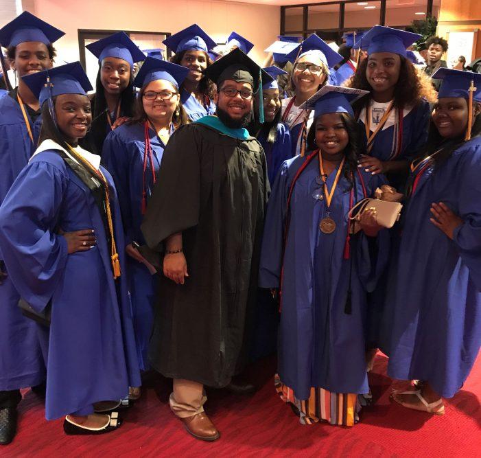 Flint Community Schools graduates 223 students