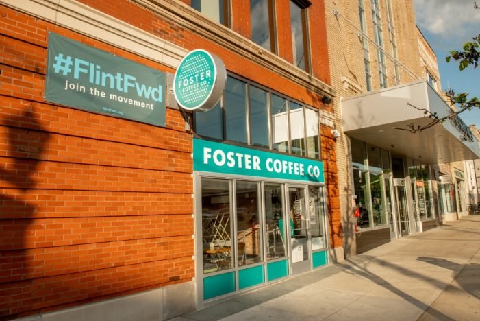Business growth in Flint's downtown district shows promising signs