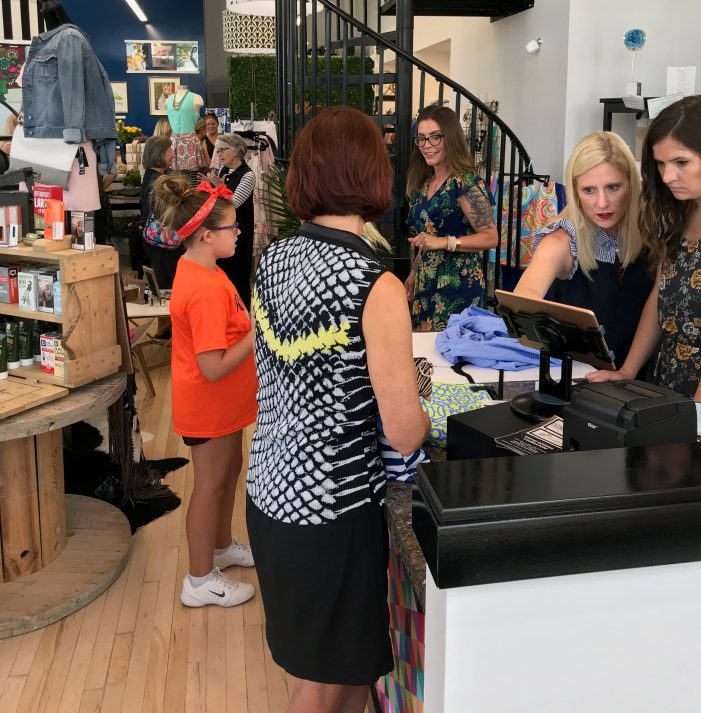 SHIFT boutique opens in downtown Flint, adding to the city's revitalization