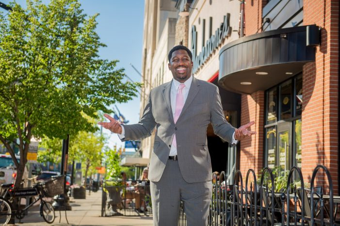 Flint's economic development director readies for new investments