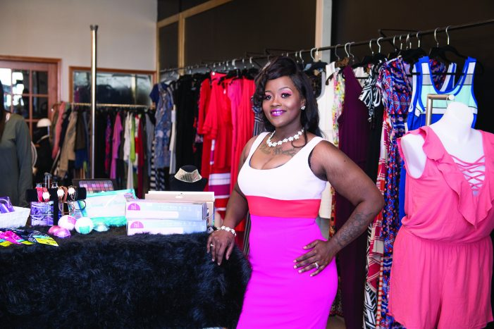 "Plushed Out: Flint boutique capitalizes on growing demand for ""curvier"" clothing"