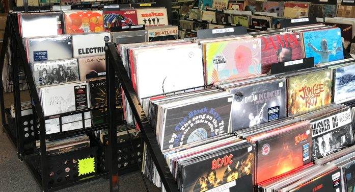 New Spin: Flint's record stores capitalize on renewed interest in vinyl records