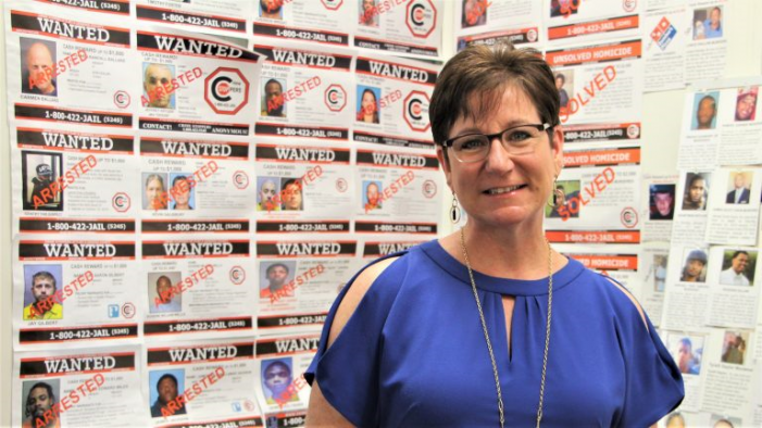 Crime Stoppers' Julie Lopez committed to make Flint, Genesee safer