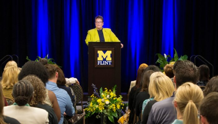 U-M Flint Chancellor Borrego to be honored by Monarchs July 20