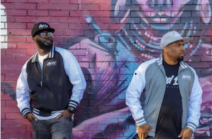 Flint's G1F2 Apparel doubles as a community campaign with a spiritual focus