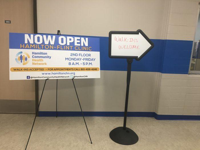 Hamilton Community Health Network opens Hamilton-Flint Clinic