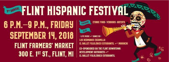 Fourth annual Hispanic celebration at Flint Farmers' Market Sept. 14