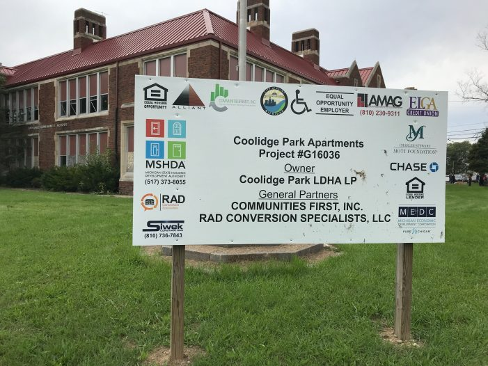 Calvin Coolidge Elementary School $16.5 million renovation will include apartments, commercial space