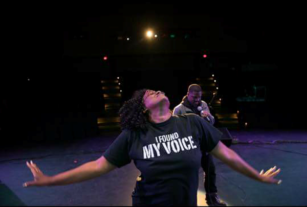 Women and survivors of abuse will find their voices at Sept. 28 concert