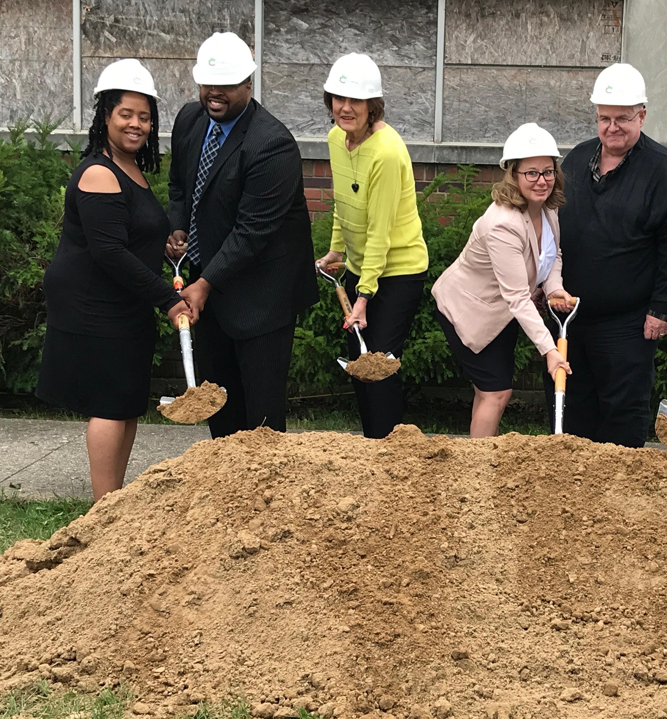 Calvin Coolidge Elementary School $16.5 Million Renovation