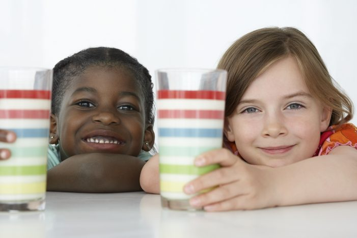 Dairy + School Meals = Success!