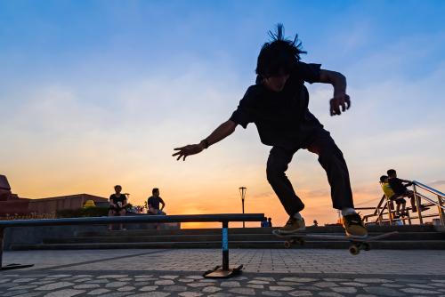 Skateboarding demo hopes to raise awareness and funds for skate park