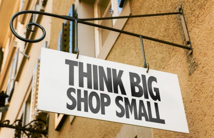 Where we shop matters: Shop 'small' this holiday season