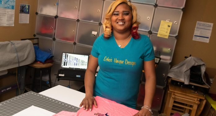 Visions for various occasions drive Flint entrepreneur's design company