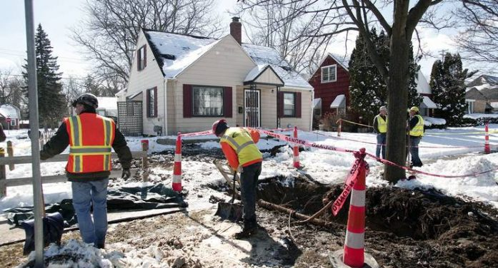 City needs residents' help completing water line replacements ahead of schedule