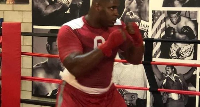 Flint native boxer works toward achieving his Olympic dream in 2020