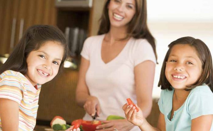 Big Dippers: Fantastic fruit and vegetable dips tempt young taste buds