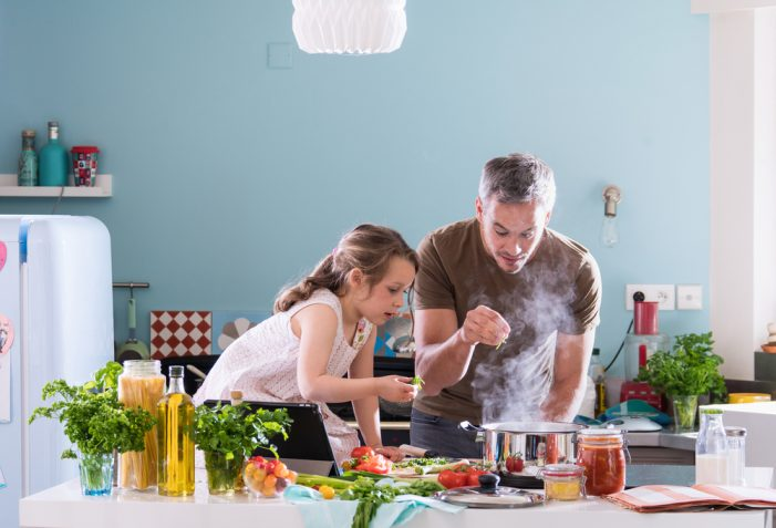 Souping things up can help get children more interested in cooking