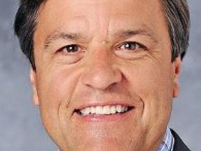 Doug Glazier named vice president of the McLaren Flint Foundation