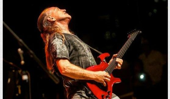 Mark Farner will bring his special brand of Flint funk to his hometown April 19