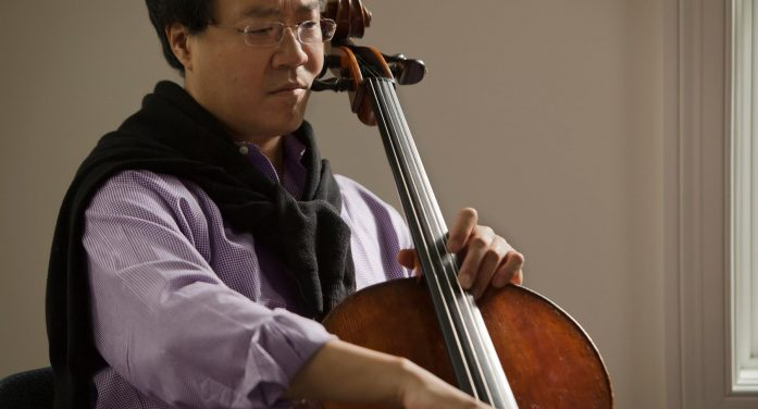 Yo-Yo Ma takes his musical message beyond the stage