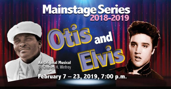 Otis and Elvis celebrates the black songwriter behind rock and roll greats