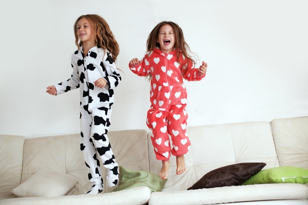 Indoor fun helps kids get the wiggles out