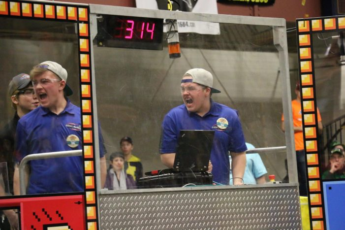 Bot battle: Kettering welcomes back FIRST Robotics competitors this weekend