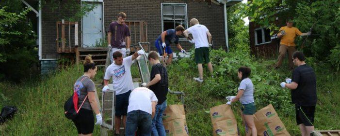 $1 million grant helps Kettering, University Corridor Coalition clean up local neighborhoods