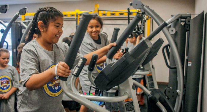 Don't Quit Fitness Center is coming to Atherton Elementary