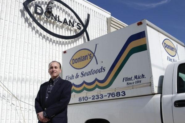 Flint's Donlan's Fish & Seafoods celebrates 105th anniversary