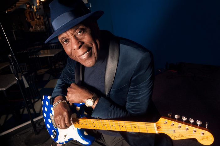 Blues legend will perform at Capitol Theatre Oct. 10