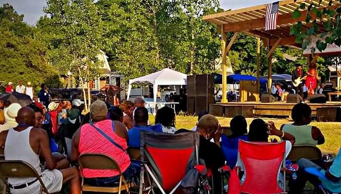 In Perfect Harmony:  Civic Park festival showcases Flint neighborhood bursting with potential