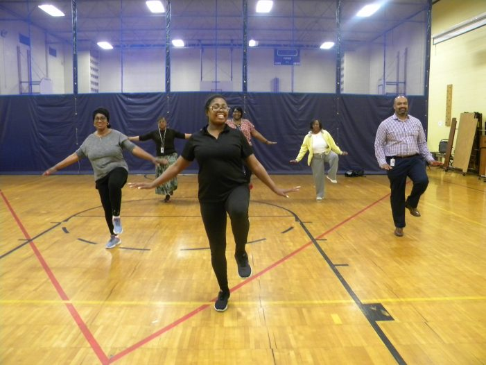 Hustle Up:  Discover TLP's dance and aerobics classes