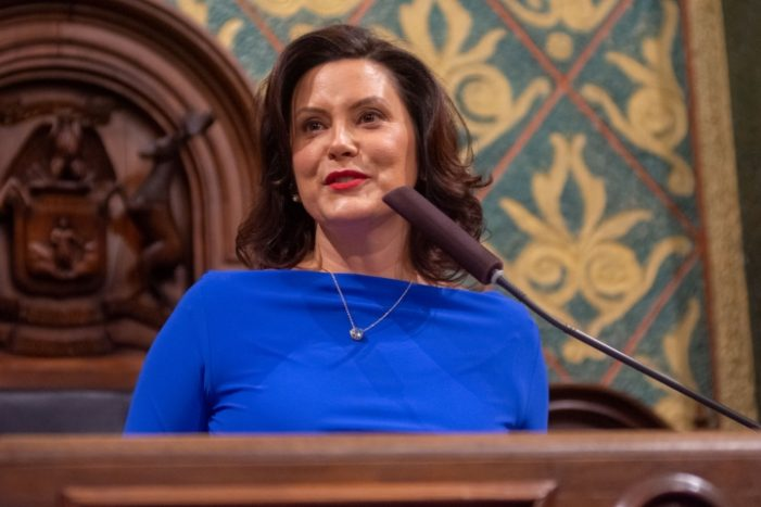 Gov. Whitmer moves to address two major Michigan health issues