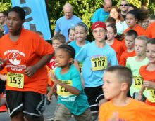 Youth invitational keeps kids on the move