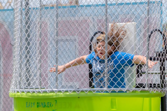 'Day of Play' blends fun with fitness for youth