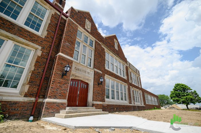 Communities First reopens Flint's Coolidge Elementary School as Coolidge Park Apartments