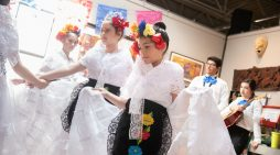Fifth annual Hispanic celebration at Flint Farmers' Market