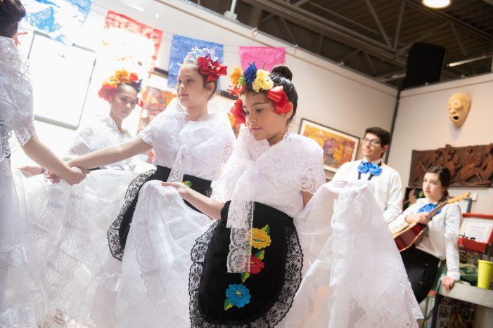 Fifth annual Hispanic celebration at Flint Farmers' Market