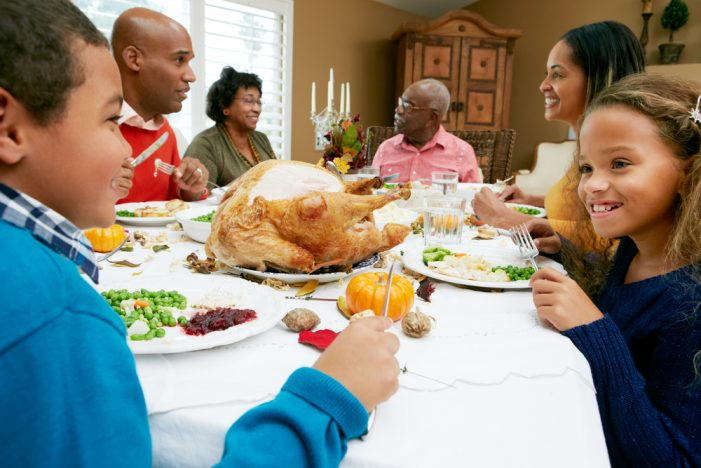Healthier holiday gatherings