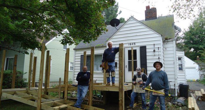 Mott Foundation grants more than $120,000 to help repair Flint seniors' homes