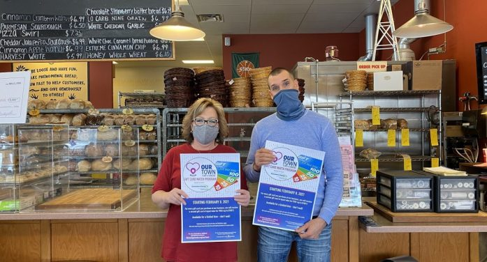 Get yours! 'Our Town' program will double gift card purchased at 23 local food businesses