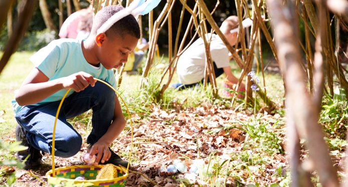 The first annual Downtown Flint Easter Egg Hunt debuts Saturday, April 3